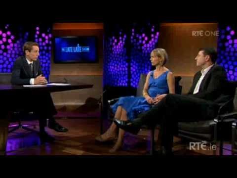 McCann's Irish RTE Late Late Show  Interview May 13 2011