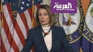 لماذا منع ترمب رئيسة مجلس النواب الأميركي بيلوسي من السفر بالطائرة؟