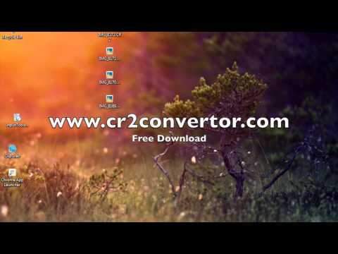 How to Convert CR2 to JPEG Format using Free Software