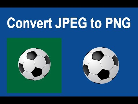 PPT Tutorial: How to Convert JPG Image to PNG in Microsoft PowerPoint Document 2017