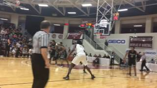 Kentucky commit Quade Green dominates at Hoophall Classic