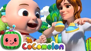 Yes Yes Playground Song + @Cocomelon - Nursery Rhymes    Videos For Kids   Moonbug Kids