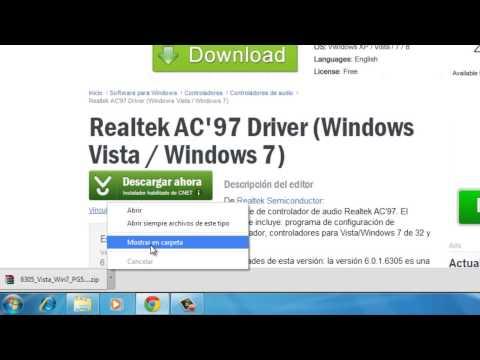 Realtek alc650/alc655 drivers.