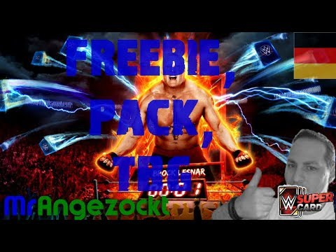 #WWESuperCard S4 ★ Freebie, Valentins Pack und TBG Belohnung ★  [DE/GER][#MrATeam][PC, HD+, deutsch]