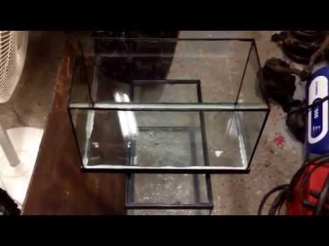 DIY cleaning / reusing old tanks - aquarium safe!!