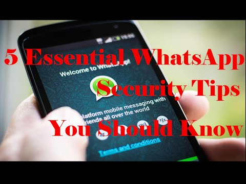 5 Essential WhatsApp Security Tips You Should Know