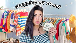 Shopping My Own Closet Challenge!
