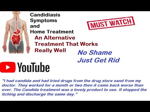 Can Coconut Oil Cure a Yeast Infection? Watch This
