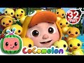 Ten Little Duckies A Number Song More Nursery Rhymes Kids Songs CoCoMelon