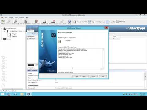How to configure SAN  in windows server 2012 for Fail over clustering PART 1