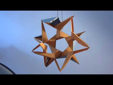 Stellated icosahedron, Miller #37
