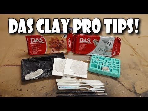 Das Air Drying Clay - Pro Terrain Tips & Tricks