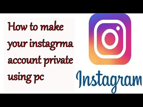 ow to Make Your Instagram Account Private||Why to Make your Instagram Private