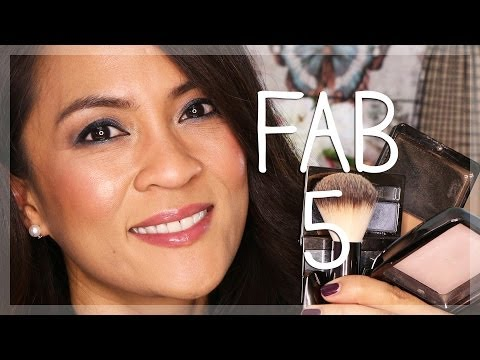 The Fab 5, Vol. 5: Hourglass Cosmetics
