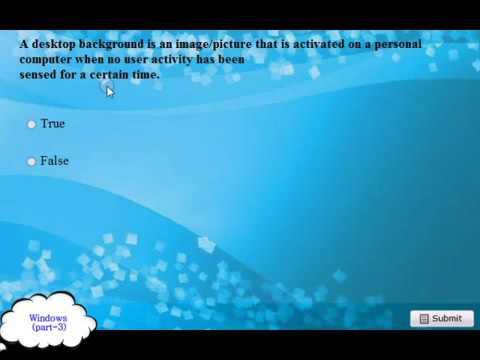 Windows Practice 2008   2011   2014 Exam Q and A pt 3