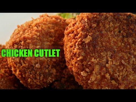 சிக்கன் கட்லெட் ருசிக்க /Chicken Cutlet Recipe || Chicken Cutlet Recipe in Tamil/