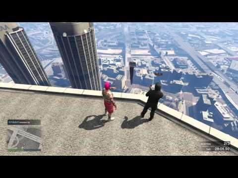 GTA 5 Online: No words
