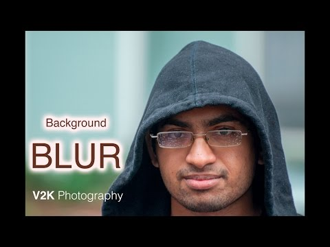 Background Blur in Tamil | Learn Photography in Tamil
