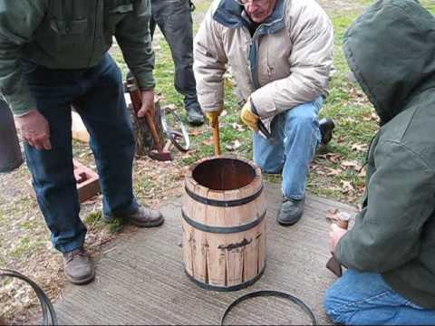 Tillers International Coopering Barrels Class