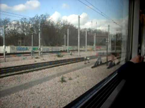 Departing from UK to France by Train