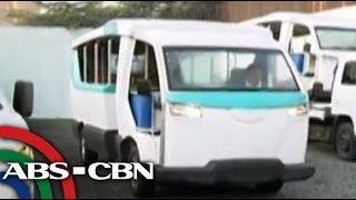 Unlimited trips on E-jeepneys for P20