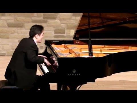 Sheng Cai - Rachmaninoff moment musicaux Op.16 No.5 & No.6 (Live at Guelph MusicFest)