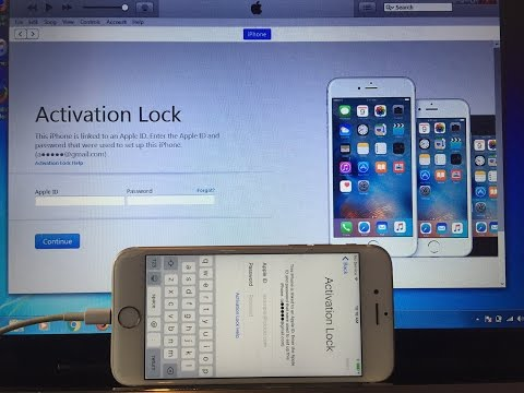 Bypass Fully iCloud IOS 11.1.1 Activate iPhone iPad 110% working