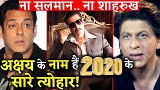 Akshay Kumar Booked All Festivals Of 2020; Bring These Blockbuster Films