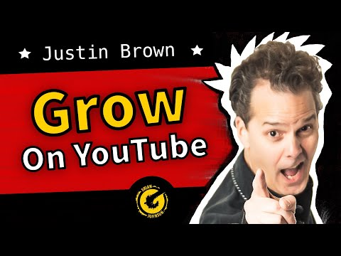 Justin Brown From Primal Video on How to Grow on YouTube