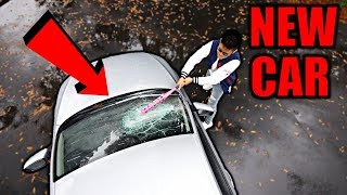 WE BOUGHT A NEW CAR... and destroyed it...