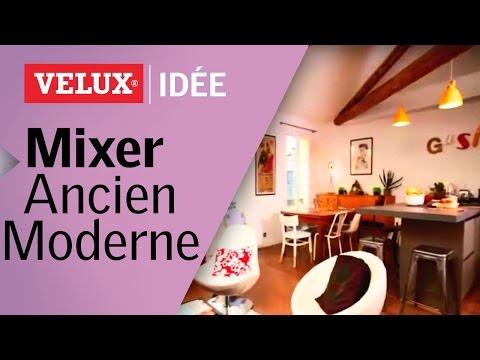 Comment mixer l'ancien et le moderne dans son appartement ?