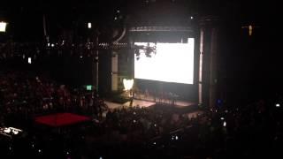 WWE Raw Intro Live (Chicago 9/23/13)