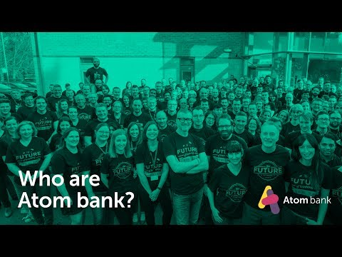 Who are Atom bank?