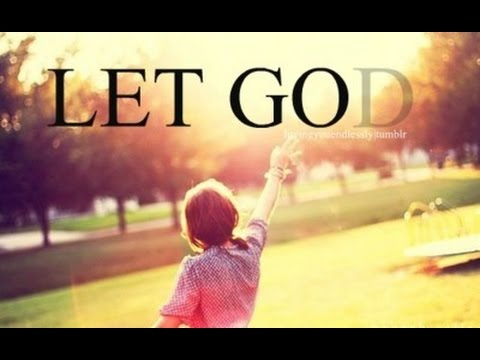 The Power of Surrender: LET GO & LET GOD Meditation
