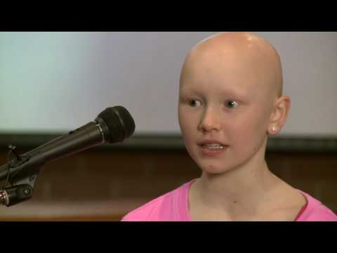 CANAAF Kids Speak Out - Living With Alopecia