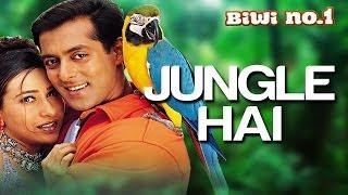 Jungle Hai Aadhi Raat Hai | Salman Khan \u0026 Karisma Kapoor | Anu Malik | Biwi No 1 | 90's Hindi Song