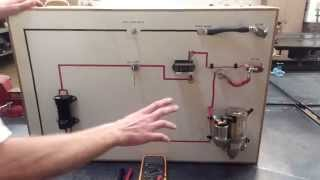Download How to (voltage drop) test a starter motor circuit Video