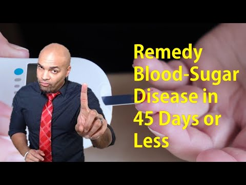 30 Days To End Diabetes No Matter How Long You've Had It