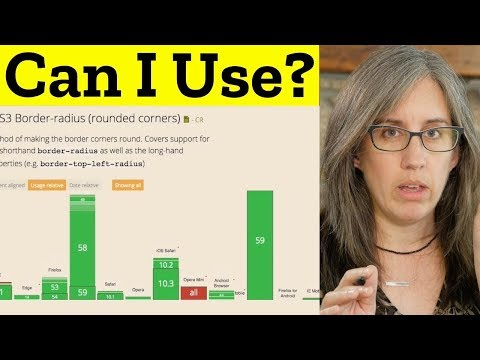 The Secrets of 'Can I Use' – 2/7 Resilient CSS