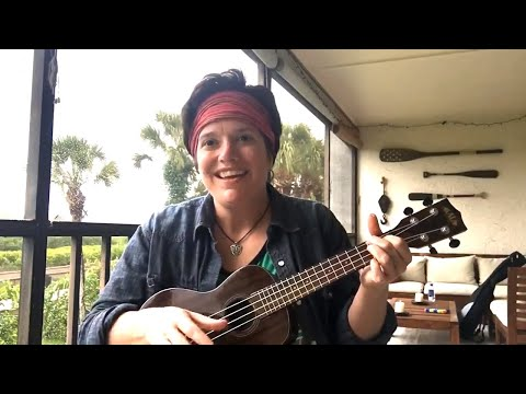 Live from the Lanai: Salt - A new song inspired by the salty Florida Breeze