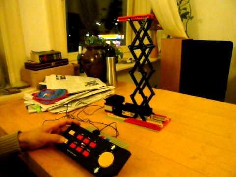 Lego Technic - Scissor Lift / Hebebühne