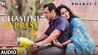 Full Audio: CHASHNI REPRISE  | Salman Khan | Katrina Kaif | Vishal & Shekhar Feat. Neha Bhasin