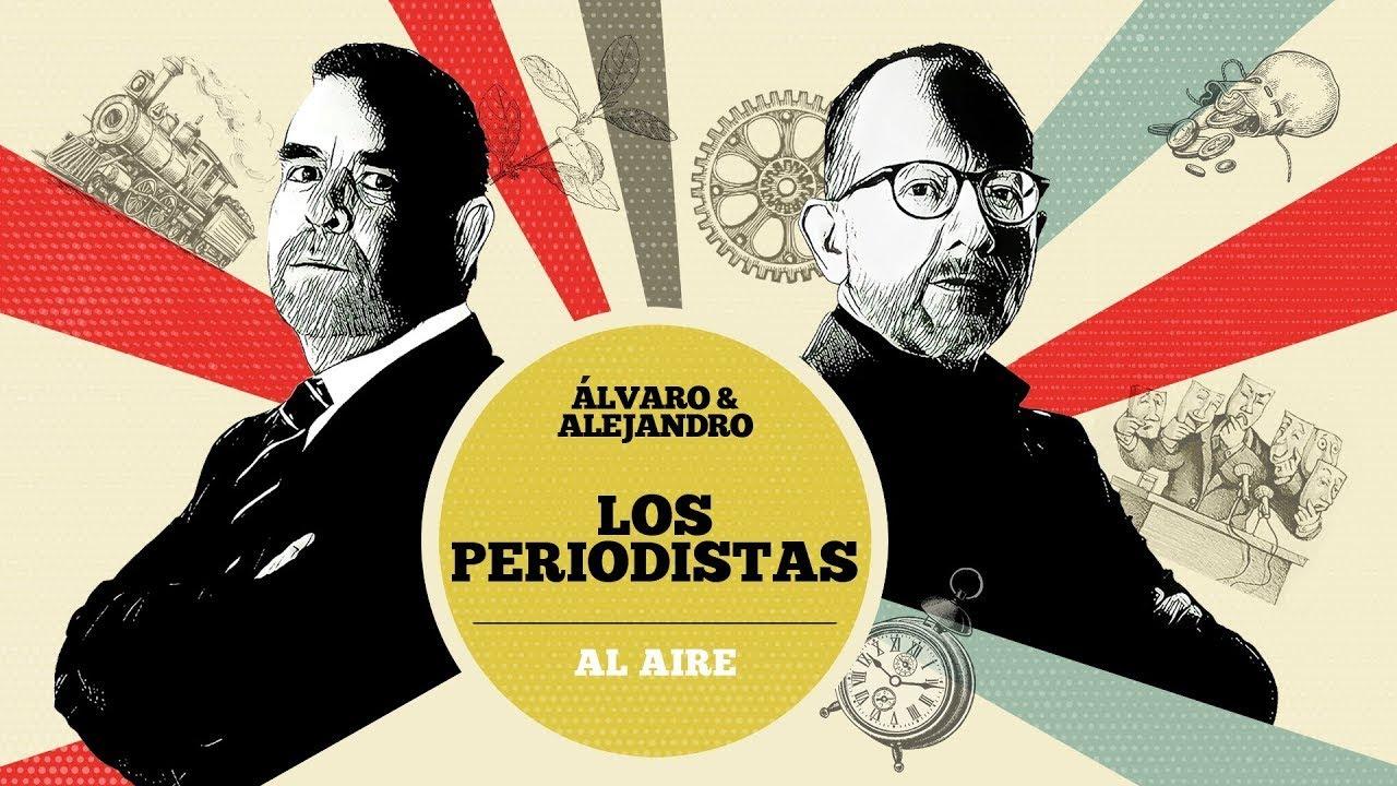 #EnVivo | #LosPeriodistas | Samuel, Adrián: la tormenta | Van por AMLO