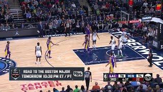 3rd Quarter, One Box Video: Minnesota Timberwolves vs. Los Angeles Lakers