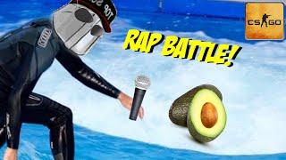"""MC McGee""   CS:GO Rap Battle #1"