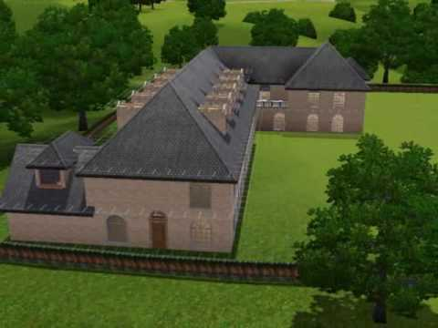 sims 3 how to build a sims 3 mansion tutorial
