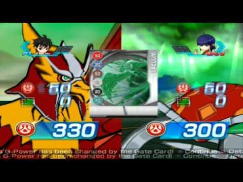 Bakugan Battle Brawlers - [Maximum Power Tournament] Part 5