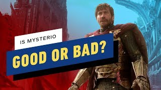 Is Mysterio Good or Bad in Spider-Man: Far From Home?