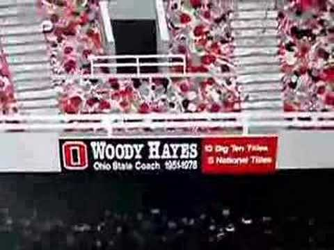 THE BEST DAMN ROOM IN THE LAND! - Ohio State Buckeyes