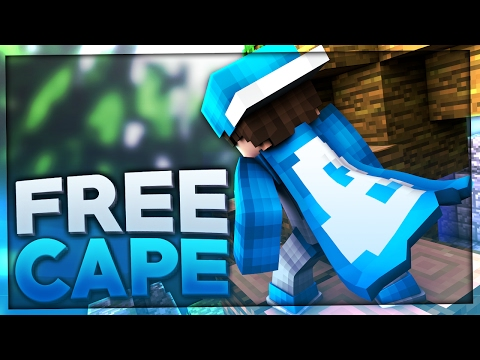 FREE MINECRAFT CAPE! • How to Get a FREE Minecraft Cape! [TUTORIAL] | BaumBlau